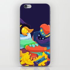 Moon & Stars iPhone & iPod Skin
