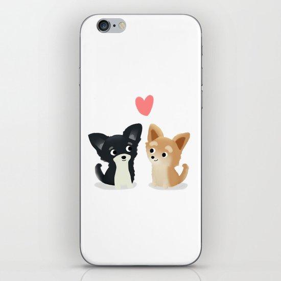 Chihuahua Love - Cute Dog Series iPhone & iPod Skin