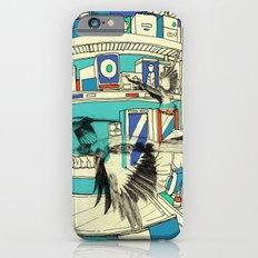 Coffee Bird Slim Case iPhone 6s