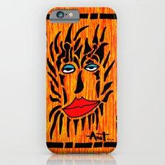 Lion Face  iPhone 6 Slim Case