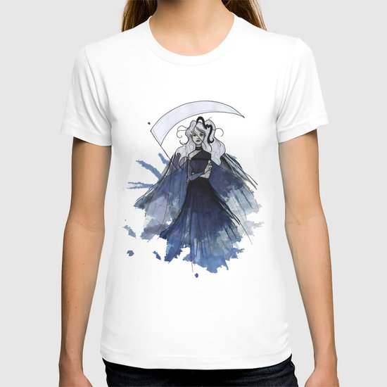 Susan Sto Helit the Deathbringer T-shirt