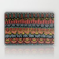 Ink Pattern No.1 Laptop & iPad Skin