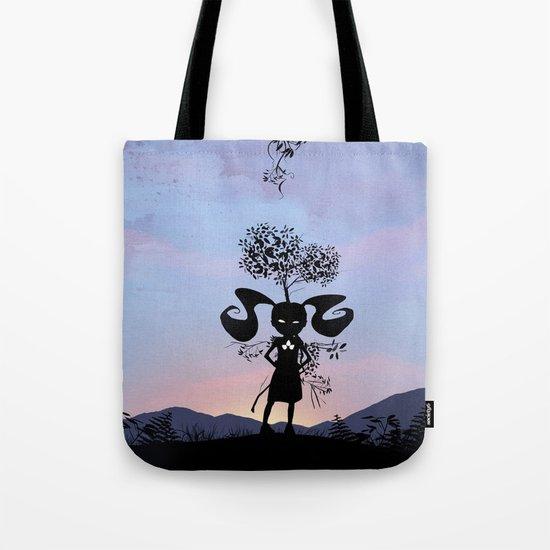 Poison Ivy Kid Tote Bag