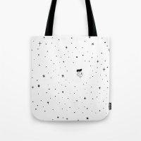 The universe - white Tote Bag