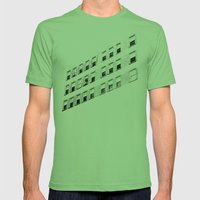 urbanism. Mens Fitted Tee Grass SMALL