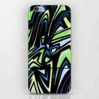Free Flow iPhone & iPod Skin