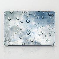 Summer Rain iPad Case