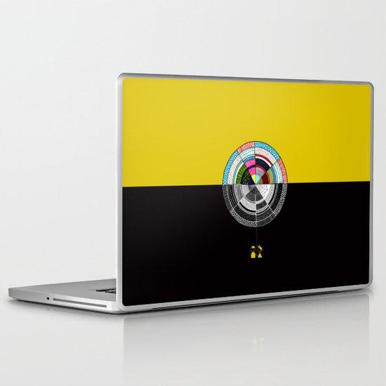 Contrast  Laptop & iPad Skin
