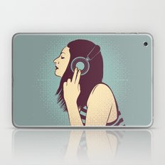 Loud Silence Laptop & iPad Skin