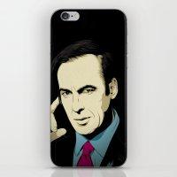 BETTER CALL ME! iPhone & iPod Skin