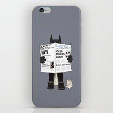 A Bat Sunday iPhone & iPod Skin