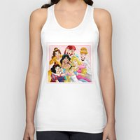 Smile for the Camera Unisex Tank Top