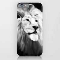 iPhone & iPod Case featuring Leo king by Msimioni