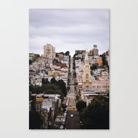 Frisco Canvas Print