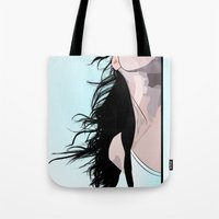 Hidden Kiss Tote Bag