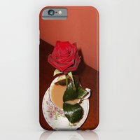 iPhone & iPod Case featuring Afternoon tea by Suky Goodfellow