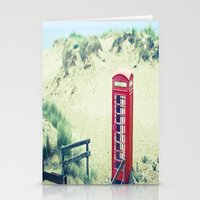 A Call From Paradise Stationery Cards