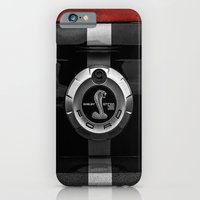 iPhone & iPod Case featuring Shelby by Catherine Doolan