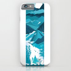 In The Ice Cold North iPhone 6 Slim Case
