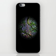 You were never here.  iPhone & iPod Skin