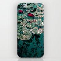 Lótus iPhone & iPod Skin
