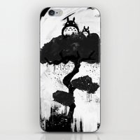 Midnight Spirits iPhone & iPod Skin