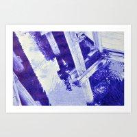 Water E Art Print