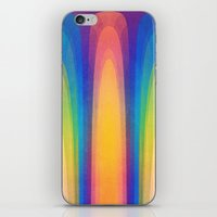 Chroma #3 iPhone & iPod Skin