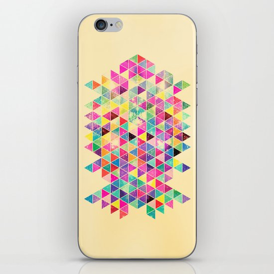 Kick of Freshness iPhone & iPod Skin