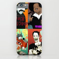 Pop mix of the some of the greats pop culture memories.  Slim Case iPhone 6s