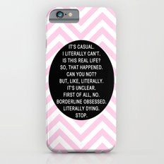 #TrendyProblems iPhone 6s Slim Case