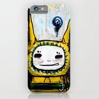 iPhone & iPod Case featuring My friend.  by Lost In Mechanics - Tina Leon