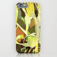 iPhone & iPod Case featuring Golden by ArtistsWorks