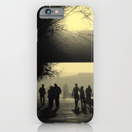 people iPhone & iPod Case