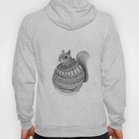 The Squirrel-Feathered Hoody