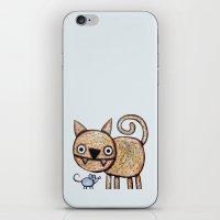 Secret meeting iPhone & iPod Skin
