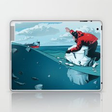 Staying Afloat Laptop & iPad Skin
