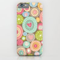 Fun Circles iPhone 6 Slim Case