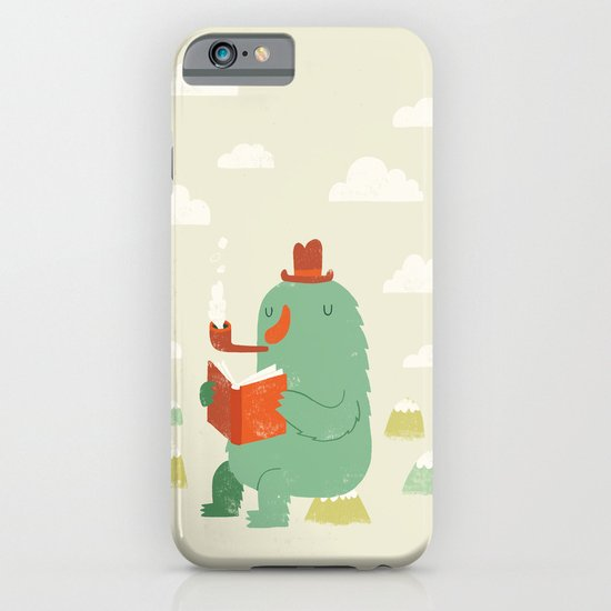 The Cloud Creator iPhone & iPod Case