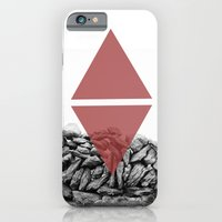 Red Walls iPhone 6 Slim Case
