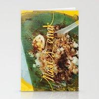 Fatty Rice Stationery Cards