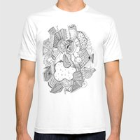 And That's How Babies Ar… Mens Fitted Tee White SMALL