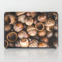 Squirrel Harvest iPad Case