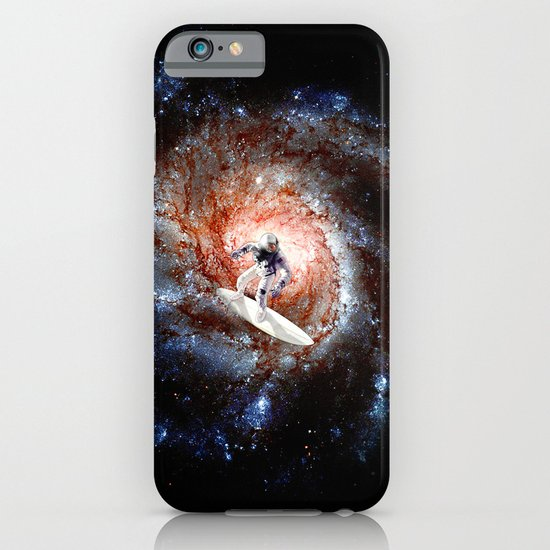 Ride The Spiral iPhone & iPod Case