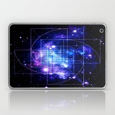Galaxy sacred geometry Laptop & iPad Skin