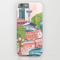A Pleasant Day in Seattle iPhone 6 Slim Case