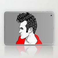 This Charming Moz Laptop & iPad Skin