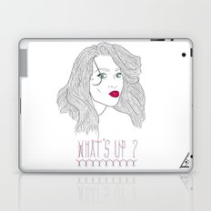 What's Up ? Laptop & iPad Skin