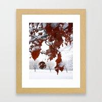 Merry Merry Framed Art Print