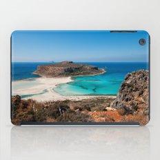 Balos Beach iPad Case